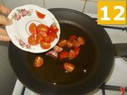 Cottura dei pomodori
