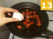 Ultimate la cottura dei pomodori