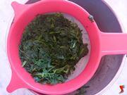 colare gli spinaci