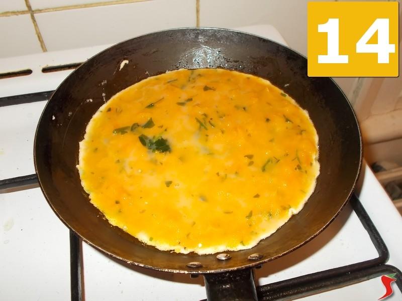Ricetta Zucca E Uova.Frittata Zucca Uova E Frittate Ricetta Della Frittata Con La Zucca