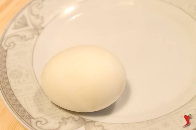 togliere le uova