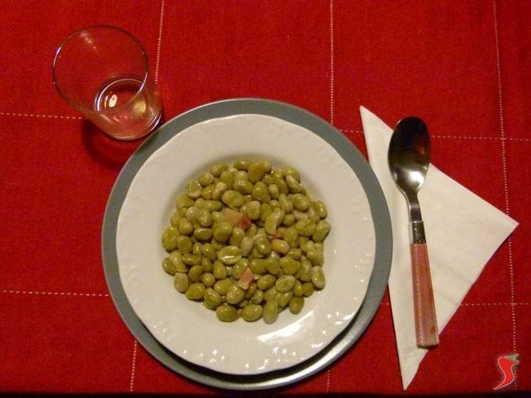 La zuppa di fave