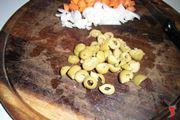 cipolla e olive