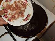 Cuocere la pancetta