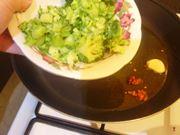 La cottura dei broccoli