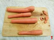 pulire le carote