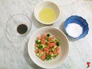 condire carote e zucchine