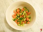 carote e zucchine condite