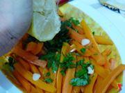 condisco le carote