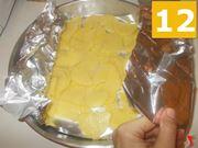 Terminate la preparazione delle patate