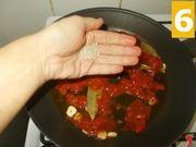 La salsa di pomodoro