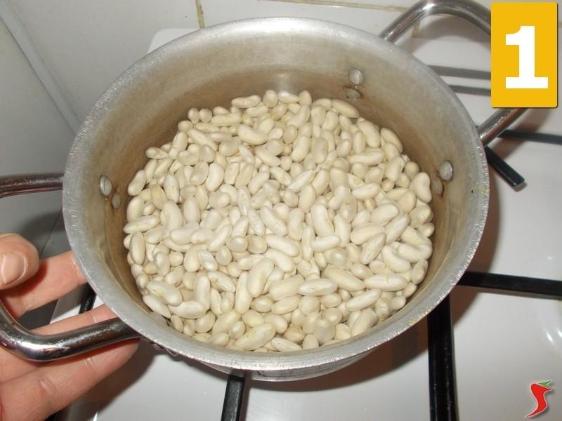 fagioli e pancetta - fagioli ricette - ricetta fagioli pancetta