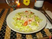 I fagioli in insalata