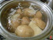 patate in cottura