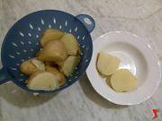 pelare le patate