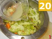 Condire l'insalata