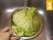 Lavorate l'insalata