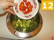 Iniziate a preparare l'insalata