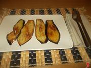 Le melanzane fritte