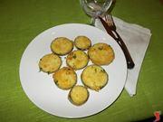 Le melanzane impanate