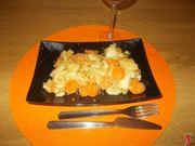 Le patate con le carote