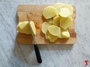 dare forma alle patate