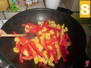 cottura peperonata