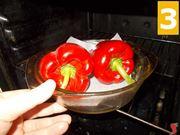 Arrostire i peperoni