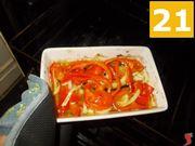 Cottura delle verdure