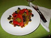 Peperoni con olive