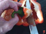 pulisco i peperoni