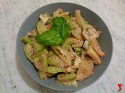 insalata di tonno e pomodori