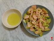aggiungere olio extravergine di oliva