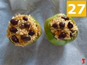 aggiungere le olive