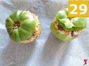 aggiungere la parte superiore del pomodoro