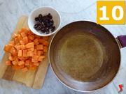 cuocere il condimento