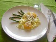 asparagi e uova