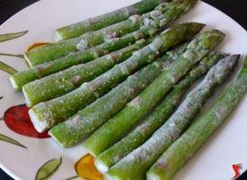 asparagi ricetta