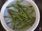 lavare asparagi