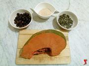 ingredienti zucca al forno