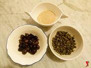 olive capperi e pan grattato