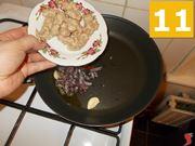 La cottura delle salsicce
