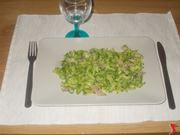 Zucchine e pancetta