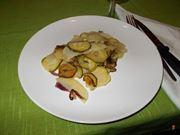 Le zucchine e patate