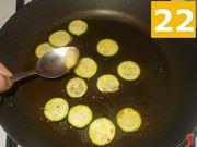 Cottura della zucchina