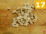 tagliare il pane